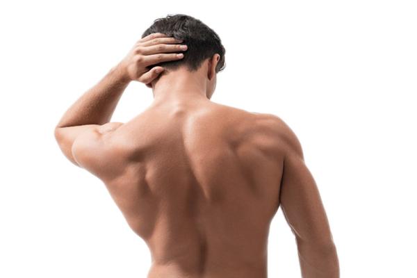 einen haarfreien Rücken bekommst MANN bei Body-Zone im Bezirk Eferding